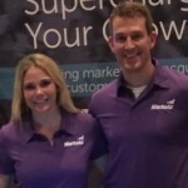 Jessica Menden and Tim Wolfe
